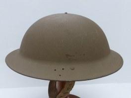 British MKII Helmet - 1940