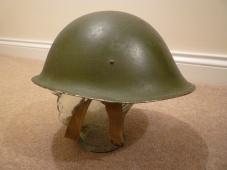 Canadian MKII Helmet – 1941.