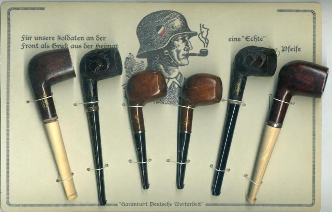 German Smoking Pipes