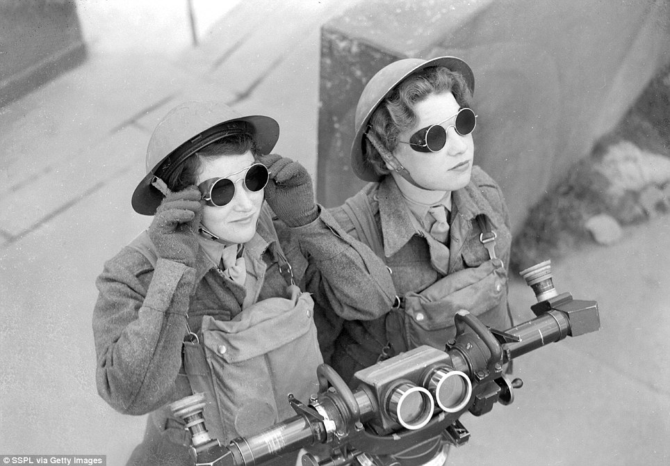 Image result for women anti aircraft